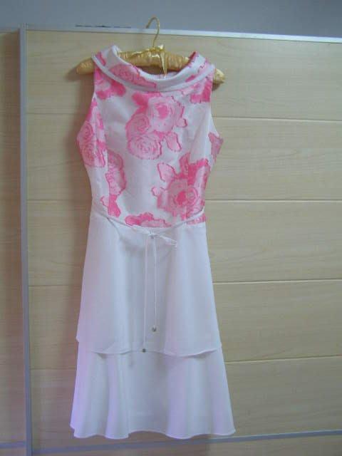 丹丹衣坊--RS品牌玫瑰花時尚洋裝