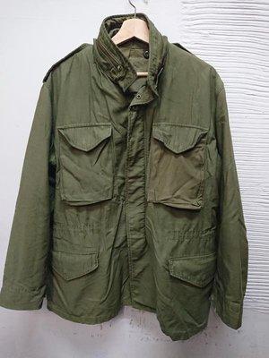 越戰公發60年代後期M-65夾克 (約M號)~含運M-65/M65/m-65/m65