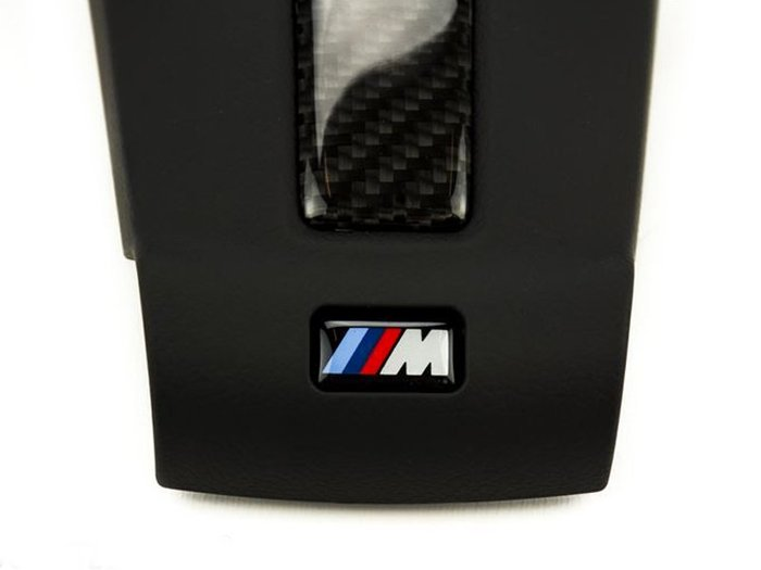 【樂駒】BMW M Performance 方向盤 飾蓋 F45 F46 F10 F11 F12 F48 F39 碳纖維