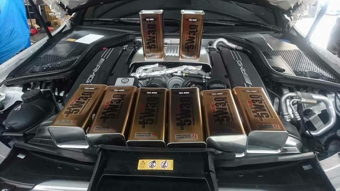 Benz BMW 車主指定選用 美國飛寶機油FULL BORE-NBI PLUS 5W30 鉍元素全合成機油