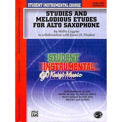 Kaiyi Music ♫Kaiyi Music♫Studies and Melodious Etudes Alto Saxophone II