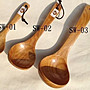 竹藝坊~ SW- 01,拉麵木勺,木湯匙。拉麵匙。...