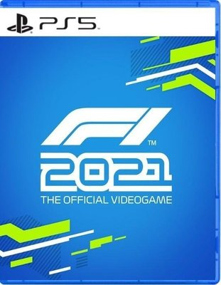 [BoBo Toy] 預購 PS5 F1 一級方程式賽車 2021 簡體中文版 7/16發售