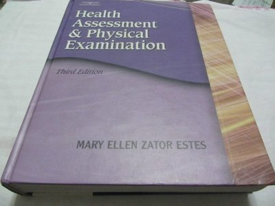 Health assessment & physical examination 》ISBN:1401872069││(