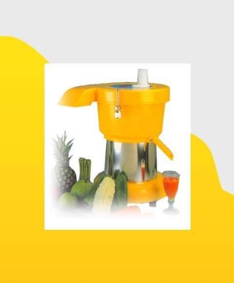 商用大型果菜榨汁機.採304不銹鋼濾網.特殊不鏽鋼硬化刀盤.強力3/4HP馬達