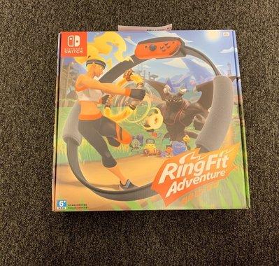 *限量特價*現貨 全新 台灣公司貨 Nintendo Switch 健身環大冒險+ 需任選以下遊戲片乙片 出貨(一組下標區)