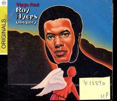 *真音樂* ROY AYERS UBIQUITY / VIRGO RED 全新 K15570
