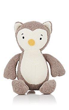 英國購入正品 Jellycat Rumpus Owl Rattle絨毛安撫玩偶 狗羊貓頭鷹