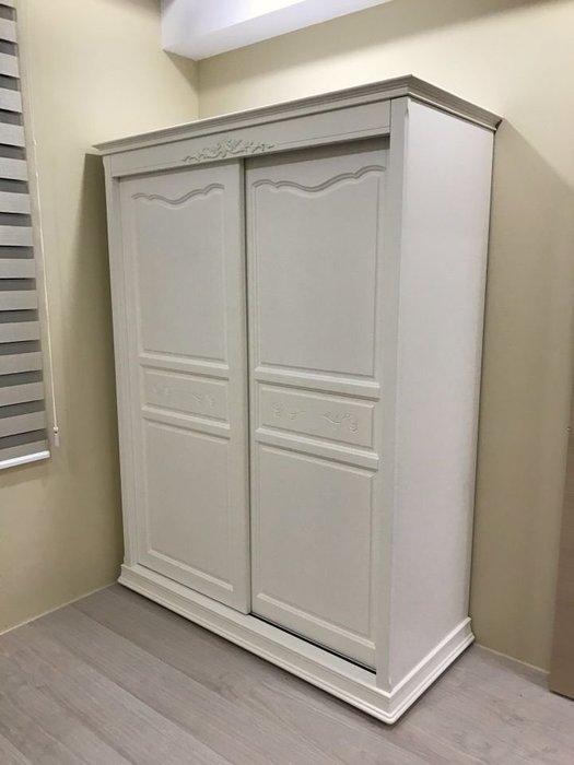 歐式刻花5X7尺衣櫃(另售7x7尺)