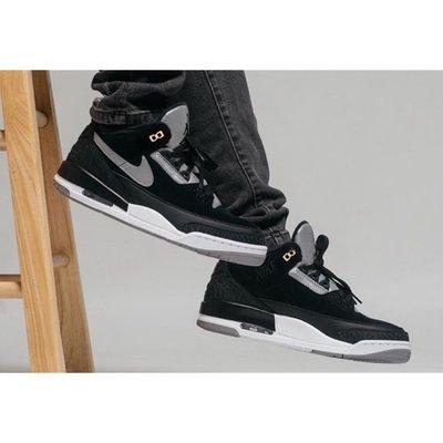 Nike Air Jordan 3 Tinker Black Cement 黑灰 黑水泥 反光 CK4348-007