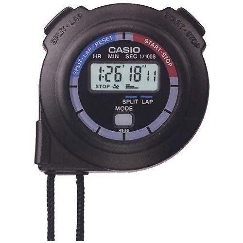 【CASIO專櫃】卡西歐記憶專業碼錶HS-3V學校訂購.教練專用HS-3含發票*附卡西歐保固卡