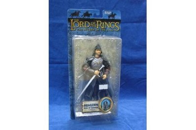 TOY BIZ 魔戒 LORD OF THE RINGS ARAGORN KING OF GONDOR WITH SWORD (LOTR-81322)
