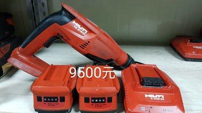 HILTI喜得釘二手電動工具維修TE6A TE4A GX120 GX3 DX460 DX351買賣
