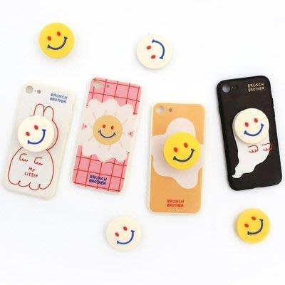 ♀高麗妹♀韓國 Romane Brunch Brother早午餐兄弟手機殼iPhone 6/6S,7/8,X/XS,XR