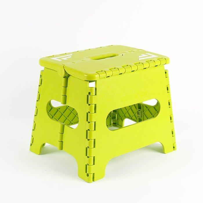 現貨/日本款加厚塑料折疊板凳便攜迷你小凳子家用兒童椅子春游戶外馬扎84SP5RL/ 最低促銷價
