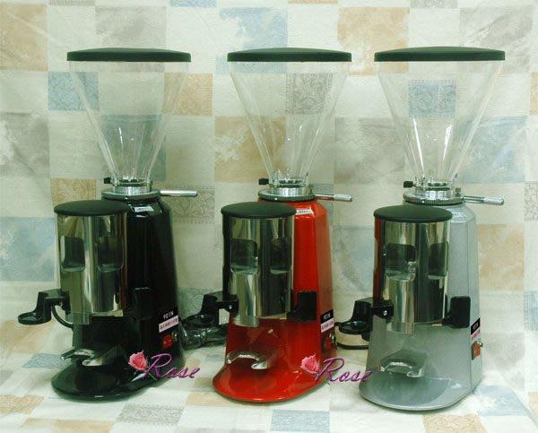 【ROSE 玫瑰咖啡館】901N營業用義式磨豆機-銀色/黑色/紅色  保固二年