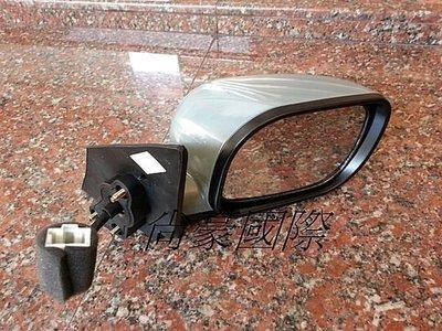 三菱 GRUNDER 04 05 06.3月 電折+除霧+方向燈 電動後視鏡 9線 左邊2600 右邊2800