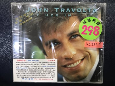 *真音樂*JOHN TRAVOLTA / LET HER IN 全新 K22329