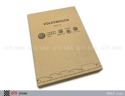 GTI688 - VW 原廠 New Tiguan 1.4 專用 引擎濾芯 空氣濾芯 空氣蕊