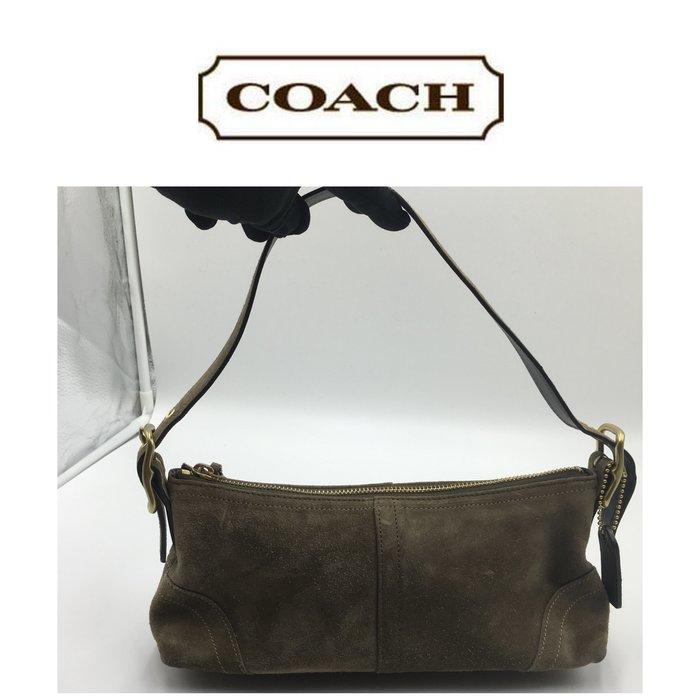 【皮老闆二店】二手真品Coach 手提包 晚宴包 G002