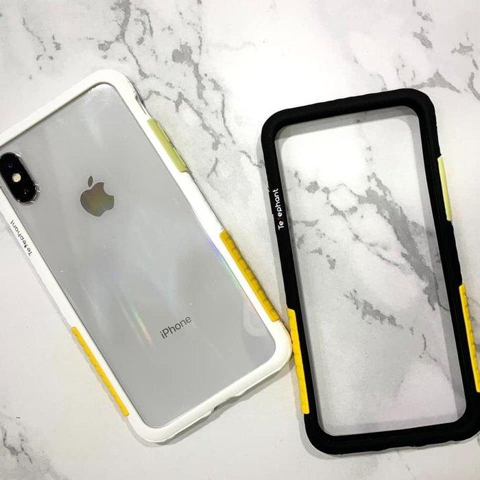 IphoneX IXs 太樂芬 軍規防摔殼 Telephant  NMD抗污防摔邊框 含背板 現貨+預購