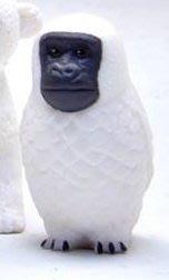 【動漫瘋】 日本正版 代理 轉蛋 扭蛋 猩猩臉動物大集合 單售 貓頭鷹  [ 非 戽斗動物園]