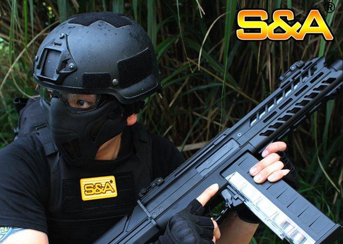 【翔準國際AOG】S&A 鷹眼(永久不起霧) 雙用戰術護目鏡 MIT 射擊眼鏡 生存遊戲 單車 登山 工作