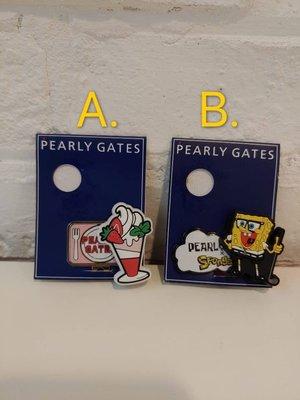 ︽Q. Shop︽PEARLY GATES Ball Mark