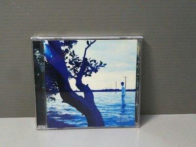 TOSHI -X JAPAN主唱 CD TOSHI single selection SACRIFICE