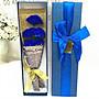 【臻嫻悠活館】5朵康乃馨香皂花束 禮盒 送媽媽 創意母親節禮品 生日禮物