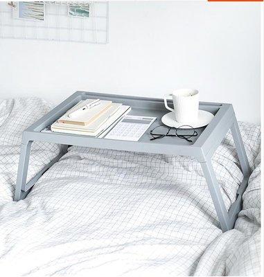 寢室摺疊電腦桌 塑料輕便寫字桌 學生宿舍筆記本桌子床上用懶人桌
