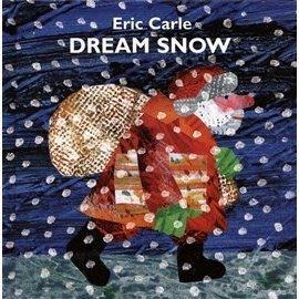 *小P書樂園* ﹝Eric Carle 精裝故事書﹞ DREAM SNOW /大開本聲音書