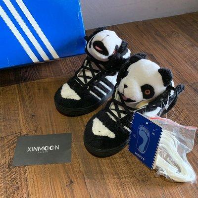 XinmOOn Adidas Jeremy Scott JS PANDA BEAR G46499 熊貓 機能 聯名 童鞋