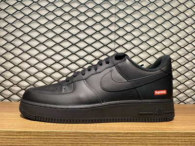 【MASS】2020 S/S Supreme x Nike Air Force 1 Low 黑 8- 11