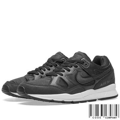 =CodE= NIKE AIR SPAN II OG 皮革復古慢跑鞋(黑白) AH8047-002 老爹鞋 男女 預購