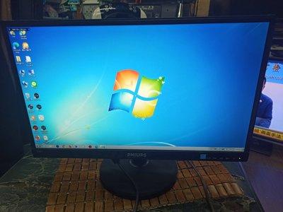 大台北 永和 二手 螢幕 二手螢幕 22吋 22吋螢幕 226V6Q 飛利浦 PHILIPS 薄邊框 IPS