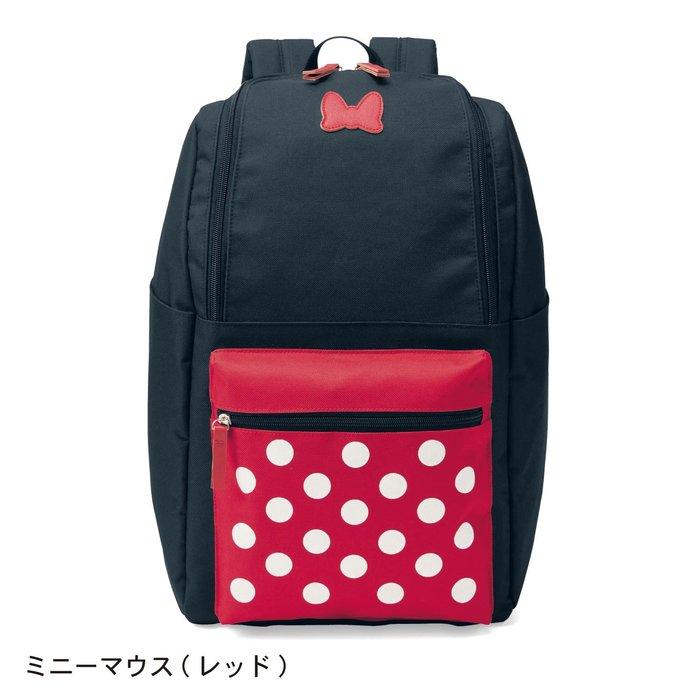 迪士尼Disney 《預購》米奇 米妮 後背包 書包~日本正品~共2款~心心小舖