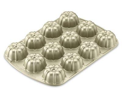 [現貨]美國Nordic Ware 一口大小的迷你12連烤模