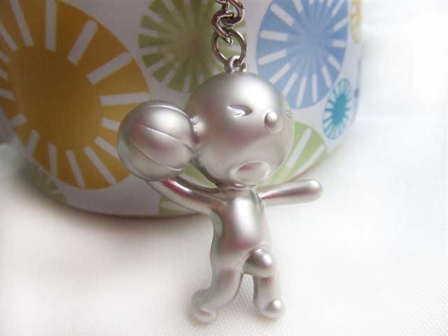 ☆創意小物店☆ 籃球王子 鑰匙扣 時尚造型個性飾品