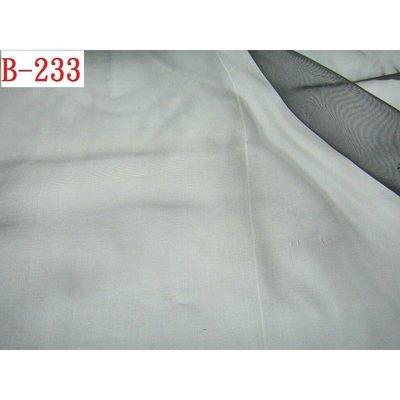 10呎100元 布料 全 最 ~ 拼布 零碼布~CANDY的家~布料 B~233~黑色珍珠紗禮服洋裝料