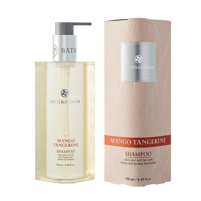 新品!【Bath Bloom】芒果柑橘香氛洗髮精260ml