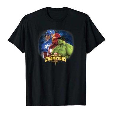 美國代購 Contest of Champions Heroes 短T 男裝 T恤 女裝 青少年 漫威 預購