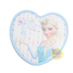【JPGO】5折出清~韓國進口 迪士尼Disney FROZEN 冰雪奇緣 輕量化砧板~心型#216
