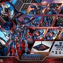 7/8 黑卡vip九折單 Hot toys iron patriot mms547 End Game ( mark 50 85 mk ht man mms543
