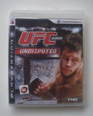 全新PS3 終極格鬥王者2009 英文版 UFC 2009 UNDISPUTED