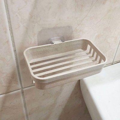 【贈品禮品】A4742 單層肥皂架/無痕肥皂架香皂架/免打孔掛式瀝水盤/浴室收納架/贈品禮品