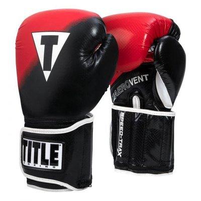 【青檸yahoo】TITLE Speed-Trax Weighted Bag Gloves訓練用加重拳套手套可調節