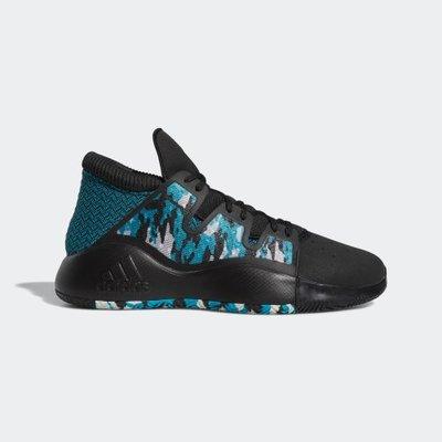 ADIDAS PRO VISION SELECT PE EE6869 藍迷彩 實戰籃球鞋 耐磨