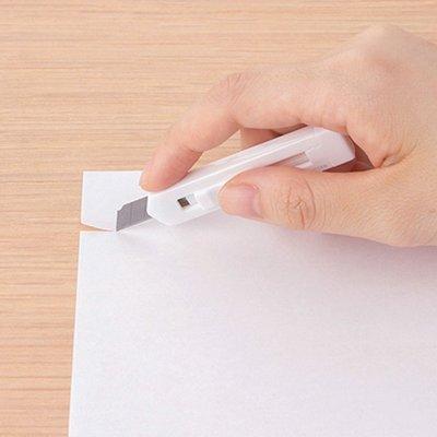 小小雜貨鋪-MIDORI XS系列彩色迷你辦公用品學生文具便攜式美工刀/訂書機熱銷# 免運# 百貨# 雜貨