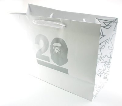 日本 Ape20週年袋(中)